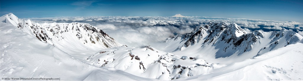 Mt. St. Helens Crater